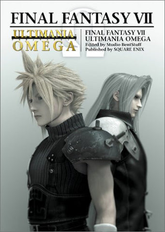 Image for Final Fantasy Vii Ultimania Omega