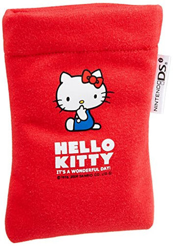 Hello Kitty Slim Pouch III DSi (Red)