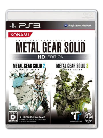 Image for Metal Gear Solid HD Edition