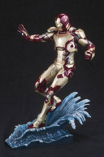 Image 6 for Iron Man 3 - Iron Man Mark XLII - ARTFX Statue - 1/6 (Kotobukiya)