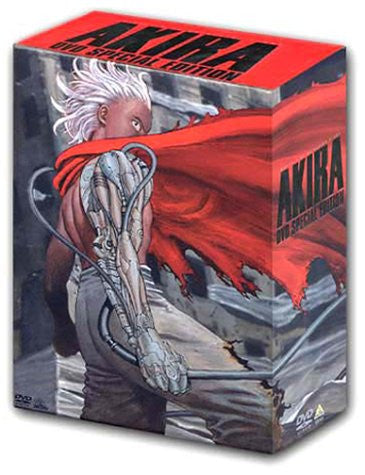 Image 1 for Akira DVD Special Edition