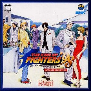 Image 1 for The King of Fighters '98 Arrange Sound Trax