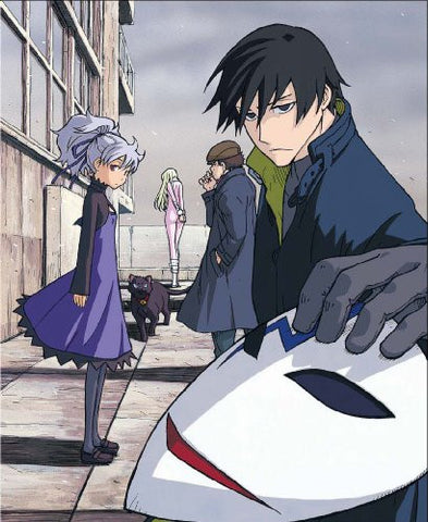 Image for Darker Than Black - Kuro No Keiyakusha Blu-ray Box