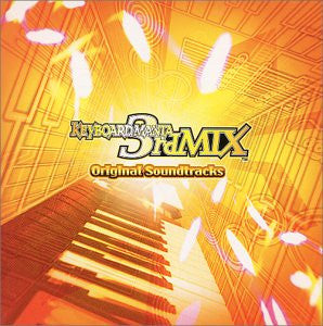 Image for KEYBOARDMANIA 3rd MIX Original Soundtracks