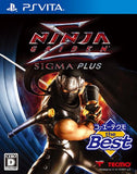 Thumbnail 1 for Ninja Gaiden Sigma Plus (Koei the Best)