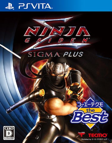 Image for Ninja Gaiden Sigma Plus (Koei the Best)