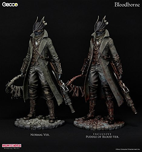 Image 4 for Bloodborne - Hunter - 1/6 - Puddle of Blood Ver. (Gecco, Mamegyorai)