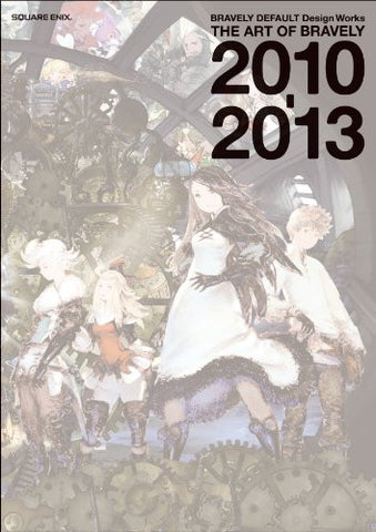 Image for Bravely Default Flying Fairy   Bravely Default Design Works The Art Of Bravely 2010 2013
