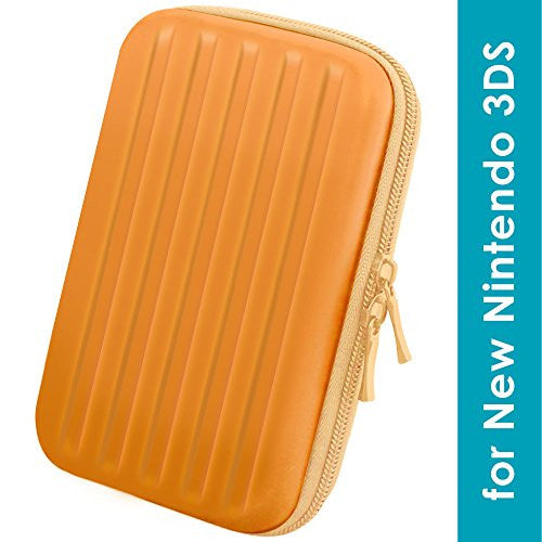 Image 2 for Trunk Case for New 3DS (Orange)