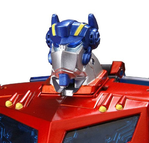 Image 3 for Transformers Animated - Convoy - TA01 - Optimus Prime (Takara Tomy)