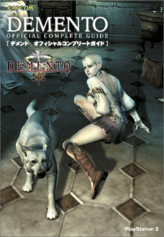Image for Dement Official Complete Guide Book/ Ps2