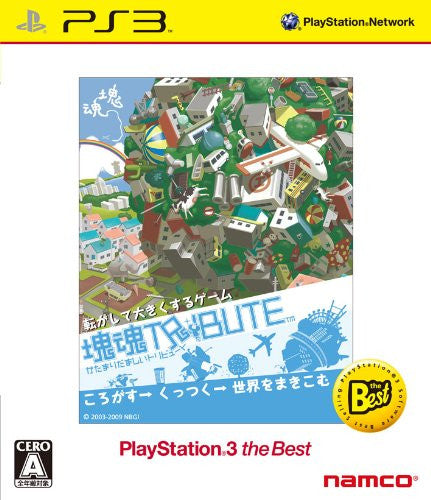 Image 1 for Katamari Damacy Tribute (PlayStation3 the Best)