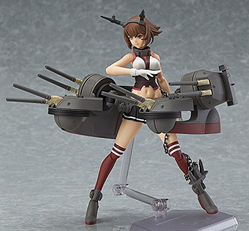 Image 4 for Kantai Collection ~Kan Colle~ - Mutsu - Figma #242 (Max Factory)