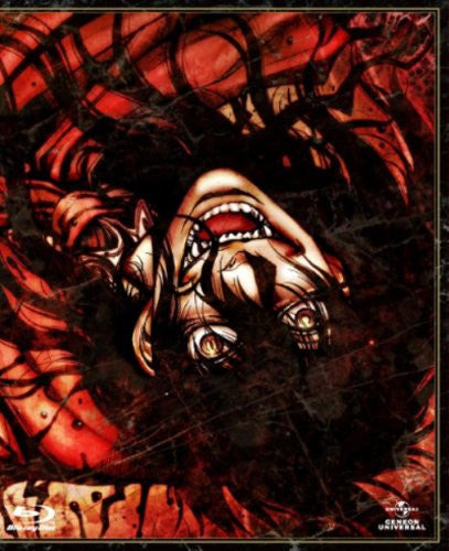 Image 2 for Hellsing I-V Blu-ray Box [5DVD+1CD Limited Pressing]