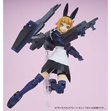 Gundam Build Fighters Try Island Wars - SF-01 Super Fumina - HGBF - 1/10 - Titans Maid - 7