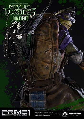 Image 12 for Teenage Mutant Ninja Turtles (2014) - Donatello - Museum Masterline Series MMTMNT-03 - 1/4 (Prime 1 Studio)