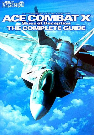 Image for Ace Combat X: Skies Of Deception The Complete Guide
