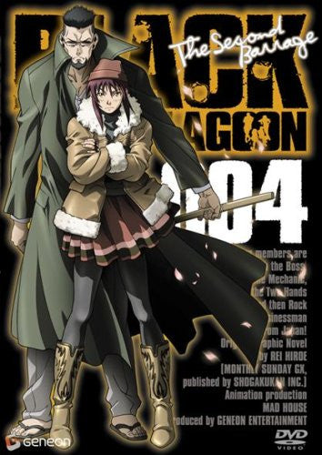 Image 1 for Black Lagoon The Second Barrage 004