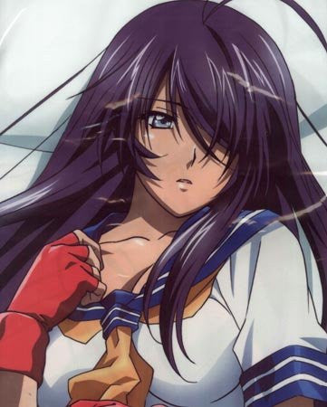 Image 2 for Ikki Tousen Great Guardians - Kan'u Unchou - Dakimakura Cover (Ensky)
