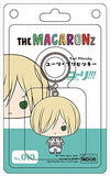 Thumbnail 5 for Yuri!!! on Ice - Yuri Plisetsky - Keyholder - The Macaronz - Rubber Keychain