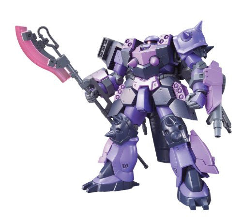 Image 3 for Model Suit Gunpla Senshi Gunpla Builders Beginning G - GPB-06F Super Custom Zaku F2000 - HGGB 03 - 1/144 (Bandai)