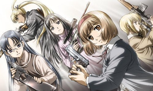 Image 2 for Gunslinger Girl Blu-ray Box