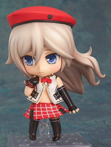 Image 7 for God Eater 2 - Alisa Ilinichina Amiella - Nendoroid #401 (Good Smile Company)