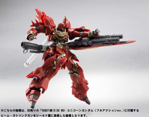 Image 5 for Kidou Senshi Gundam UC - MSN-06S Sinanju - Robot Damashii <Side MS> - Robot Damashii 155 - Animation Edit (Bandai)