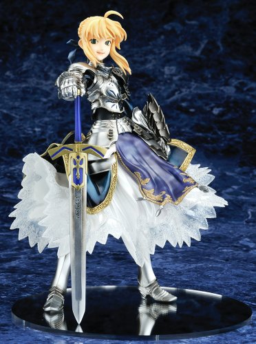 Image 2 for Fate/Stay Night - Saber - 1/8 - Armor Version (Gift)