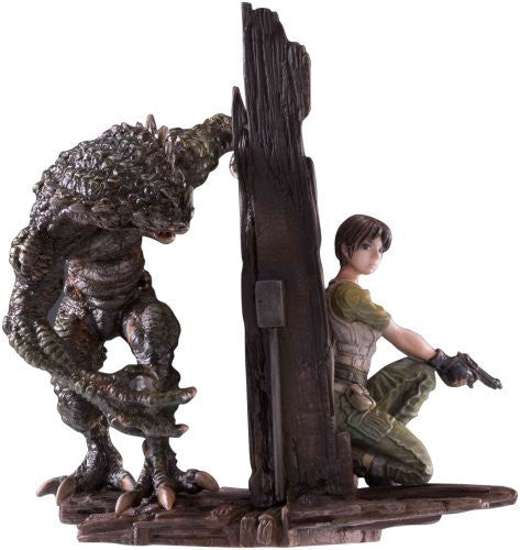 Image 1 for Biohazard Figure Collection vol. 6 - Rebecca Chambers vs. Hunter (Organic)