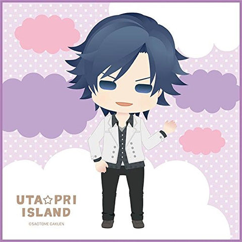 Image for Uta no☆Prince-sama♪ - Ichinose Tokiya - Mini Towel - Uta☆Pri Island (Broccoli)