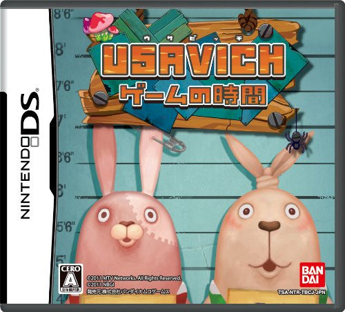 Image 1 for Usavichi: Game no Jikan [Limited Edition]
