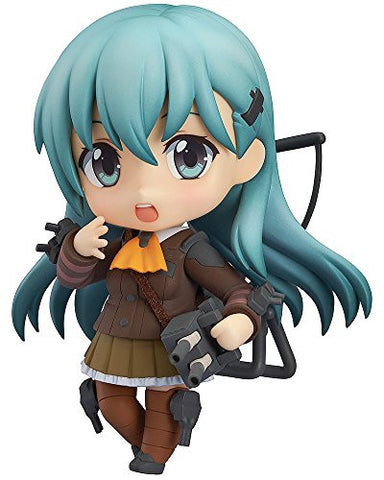 Image for Kantai Collection ~Kan Colle~ - Suzuya - Nendoroid #482 (Good Smile Company)