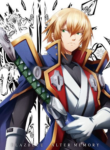 Image 1 for Blazblue Alter Memory Vol.3 [Blu-ray+DVD Limited Edition]