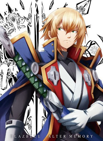 Image for Blazblue Alter Memory Vol.3 [Blu-ray+DVD Limited Edition]