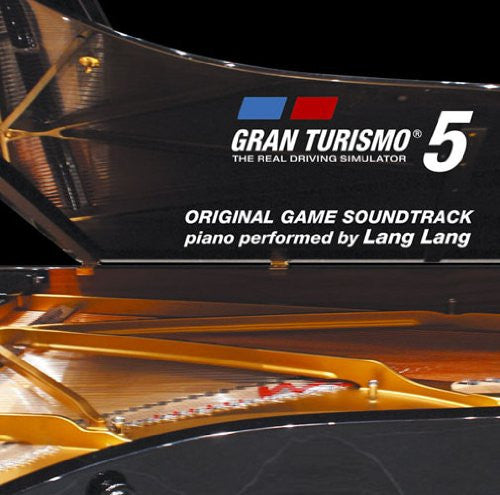 Image 1 for GRAN TURISMO 5 ORIGINAL GAME SOUNDTRACK piano performed by Lang Lang