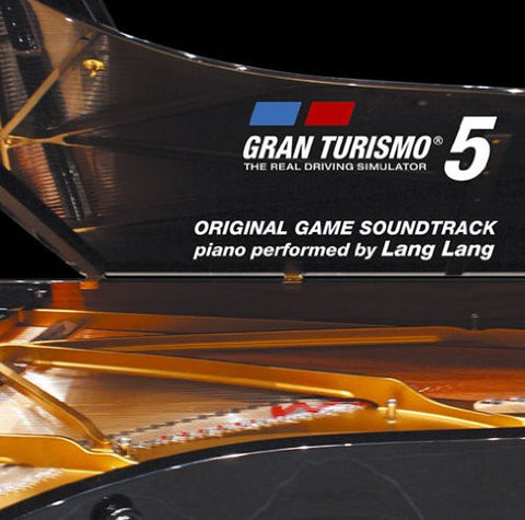 Image for GRAN TURISMO 5 ORIGINAL GAME SOUNDTRACK piano performed by Lang Lang