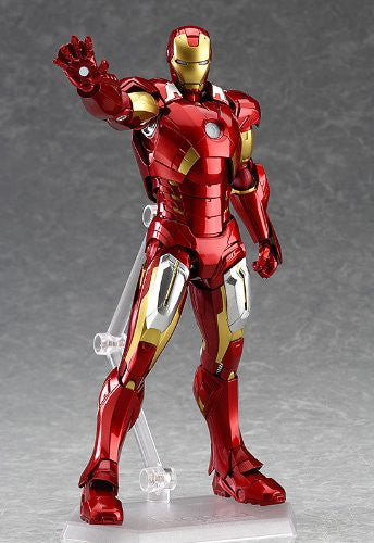 Image 2 for The Avengers - Iron Man Mark VII - Figma #217 (Good Smile Company, Max Factory)