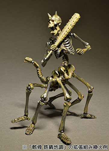 Image 2 for Skeleton - KT Project KT-005 - Revoltech - Revoltech Takeya - Iron Rust (Kaiyodo)