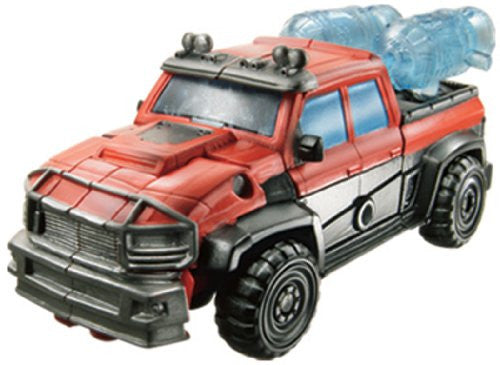 Image 2 for Transformers Prime - Ironhide - EZ Collection - EZ-11 (Takara Tomy)