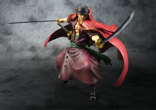 "Image 2 for One Piece Film Z - Roronoa Zoro - Excellent Model - Portrait Of Pirates ""Edition-Z"" - 1/8 (MegaHouse)"