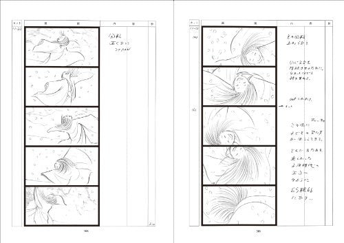 Image 3 for The Tale Of The Princess Kaguya Storyboard Artbook