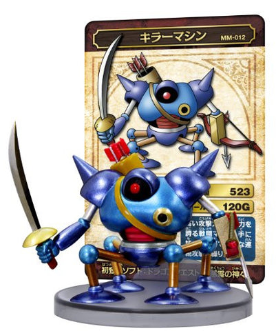 Dragon Quest - Killing Machine - Dragon Quest Monster Museum - 012 (Square Enix)