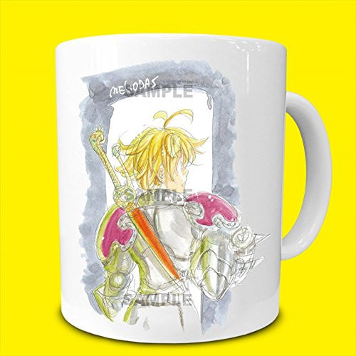 Image 1 for Nanatsu no Taizai - Meliodas - Mug (T Zone)