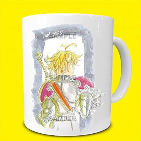 Image for Nanatsu no Taizai - Meliodas - Mug (T Zone)