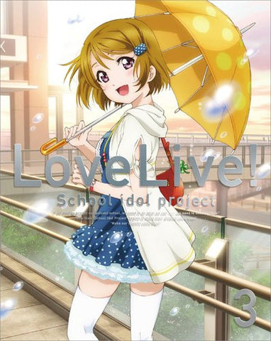 Image for Love Live 3 [Blu-ray+CD Limited Edition]