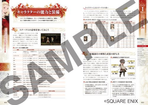 Image 3 for Bravely Default: Flying Fairy Official Complete Guide