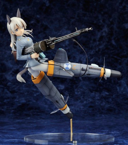 Image 2 for Strike Witches - Strike Witches 2 - Eila Ilmatar Juutilainen - 1/8 (Alter)