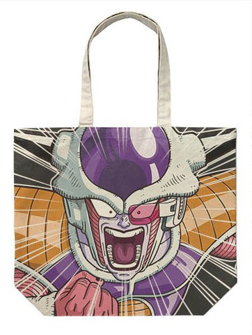 Dragon Ball Z - Frieza - Full Graphic - Large Tote Bag - Natural