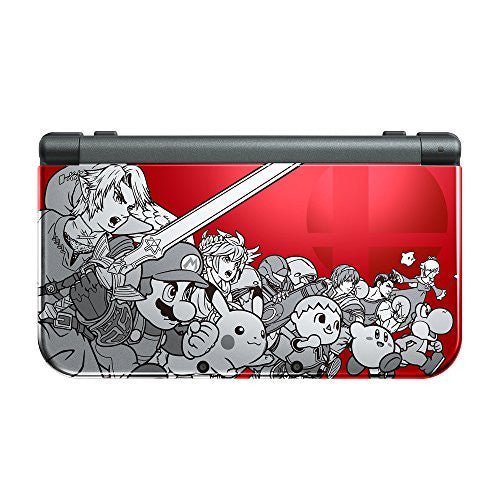 Image 2 for NINTENDO 3DS LL Super Smash Bros. [Limited Edition]